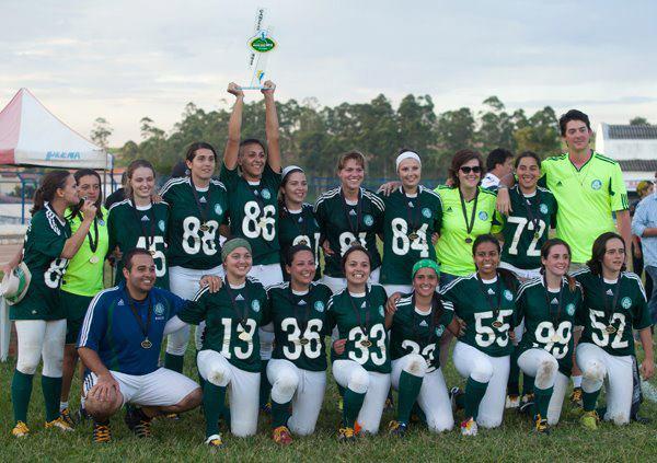 efc282deac421 Fim de semana histórico para o futebol americano feminino no Brasil ...