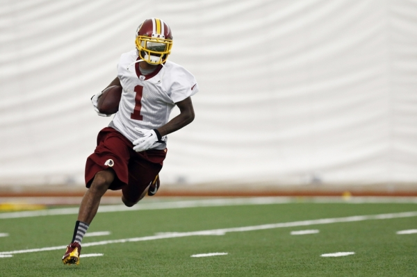 NFL: Washington Redskins-OTA