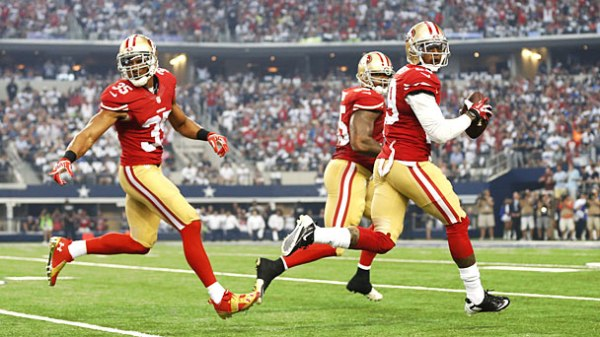 NFL: San Francisco 49ers at Dallas Cowboys
