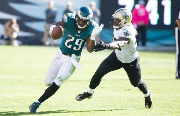 NFL: New Orleans Saints at Philadelphia Eagles