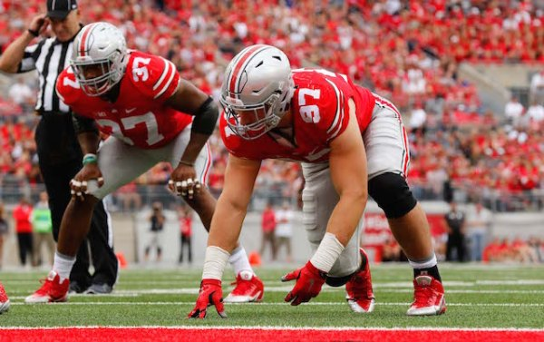 NCAA Football: Western Michigan at Ohio State