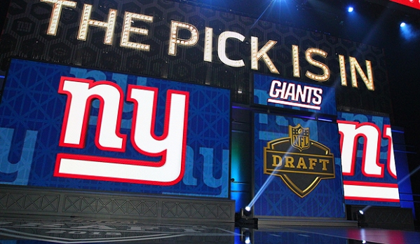 NFL: MAY 01 NFL Draft Round 2 and 3
