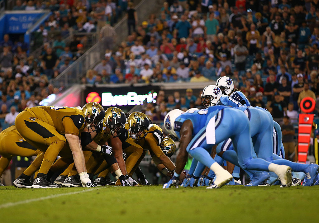 Tennessee Titans v Jacksonville Jaguars