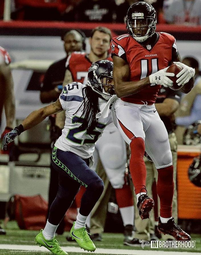 Falcons domina Seahawks e avança para a final da NFC 45a60f1fe9593