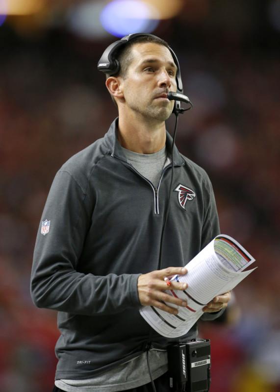 NFL: NOV 01 Buccaneers at Falcons